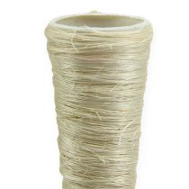 Sisal vase bleket Ø3,5cm L40cm 5stk