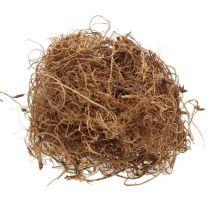 Dekorativ fiber Tamarind Fiber Natur håndverk materiale naturlig fiber 500g