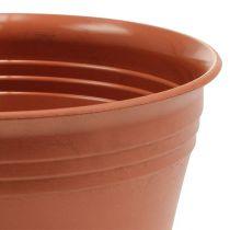 """Planter """"Michele"""" terrakotta Ø 8,5 - 22 cm, 1st"""