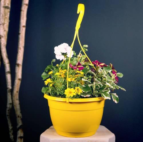 Blomsterkurv Ø25cm terrakotta