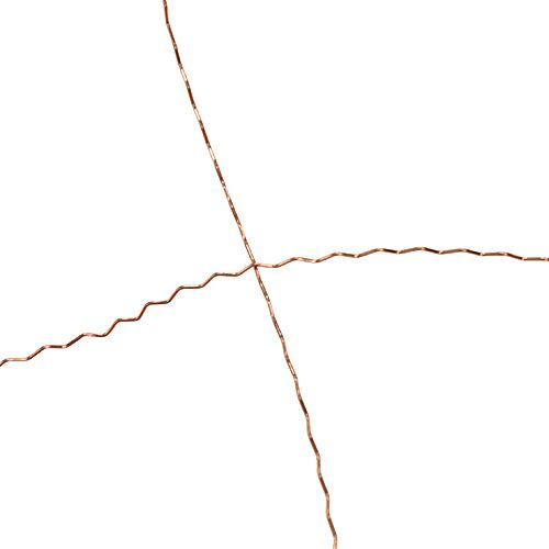 Bouillon-effekttråd 100g kobber