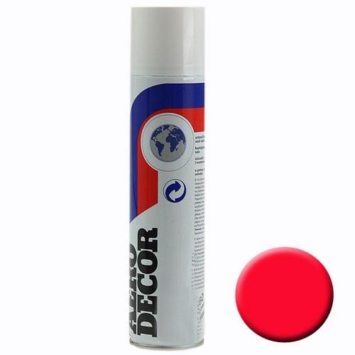 Color-Spray lysende rød 400ml