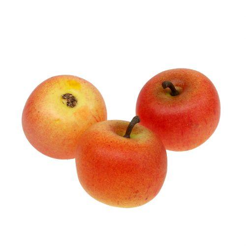Dekorative epler 4,5cm 12stk