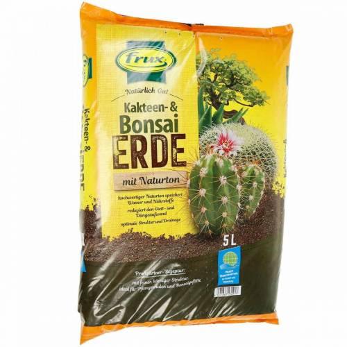 FRUX kaktus og bonsaijord 5L