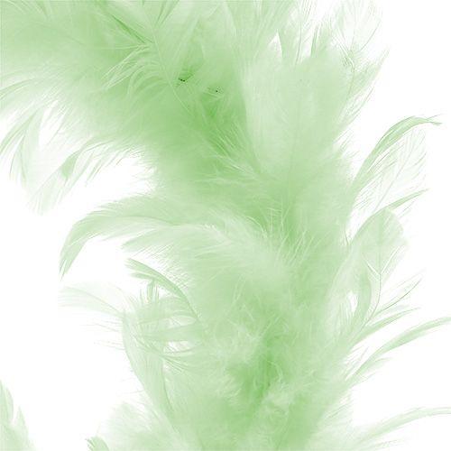Vårkrans lysegrønn Ø20cm 3stk