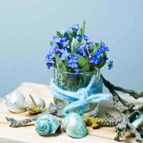 Glasslyktemønsterblanding, stearinlysdekorasjon, dekorativt kar laget av glass, borddekorasjon 3stk i sett