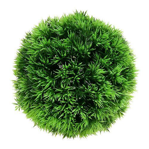 Gressball for å dekorere grønn Ø20cm