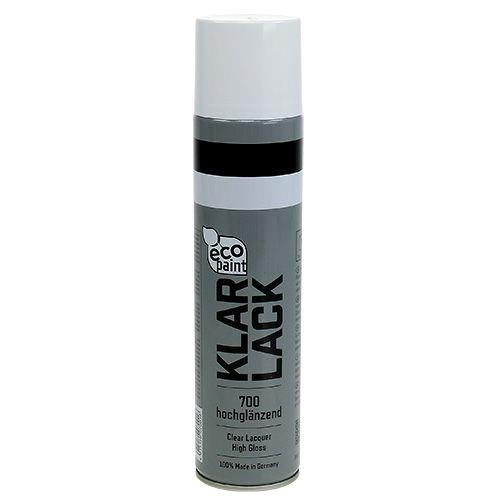 Klar lakk spray 400ml