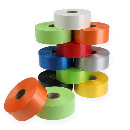 Samlebånd 50mm 100m forskjellige farger