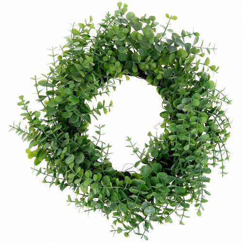 Krans eukalyptusgrønn Ø36cm