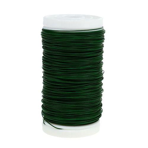 Myrteltråd grønn 0.35mm 100g
