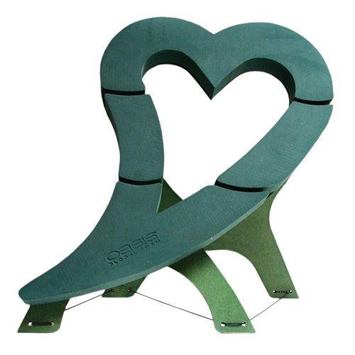 OASIS® Bioline® Deco og Titan Heart 80x60x5,5cm