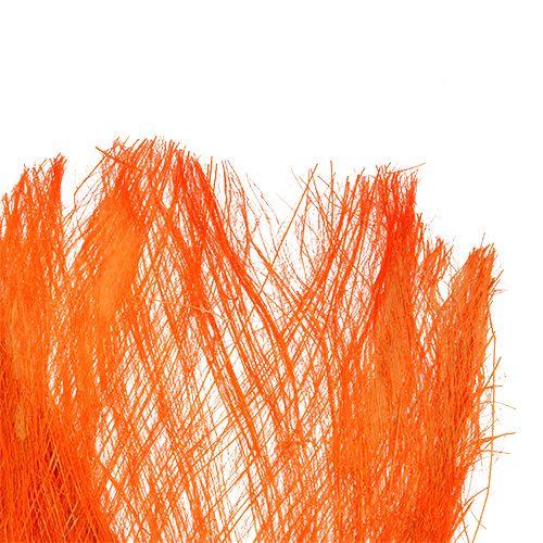 Palme fiber pastell lys oransje 400gr