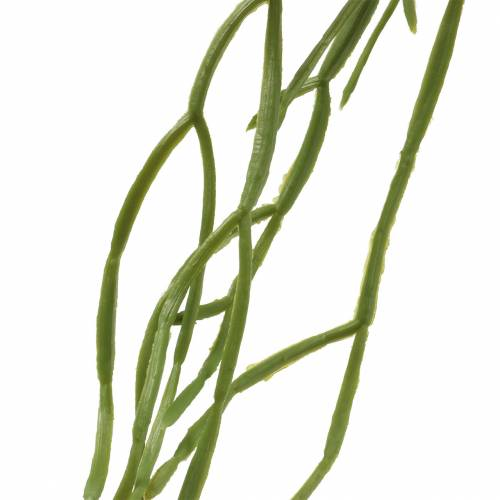 Sukkulent hengende kunstig grønn 110cm