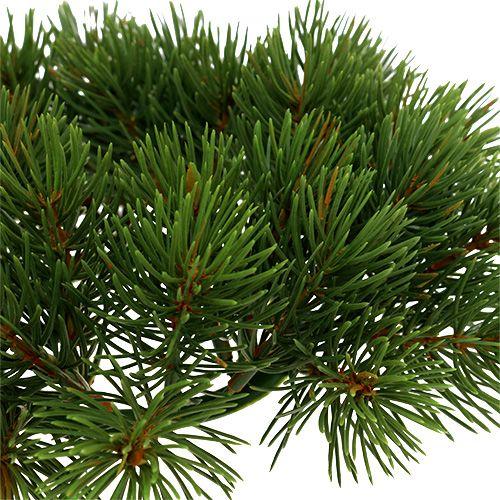 Grankransgrønn Ø22cm