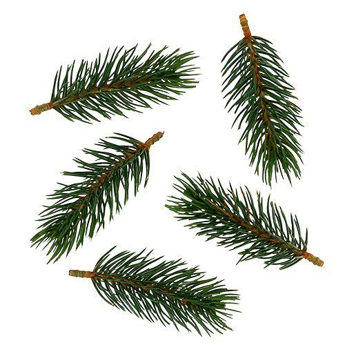 Grantips grønne 10cm 36stk