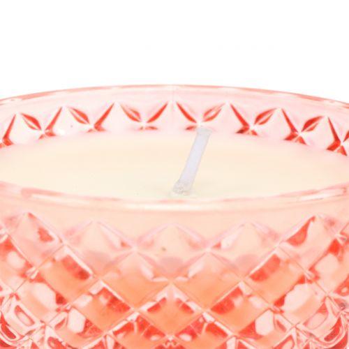 Duftlys i et glass Tropical Ø10cm